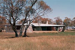 Osborne House, Currandooley, 1961. Photograph Max Ahearn.