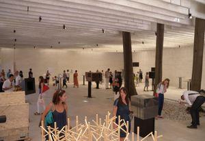 Nordic pavilion, Venice Architecture Biennale 2012.
