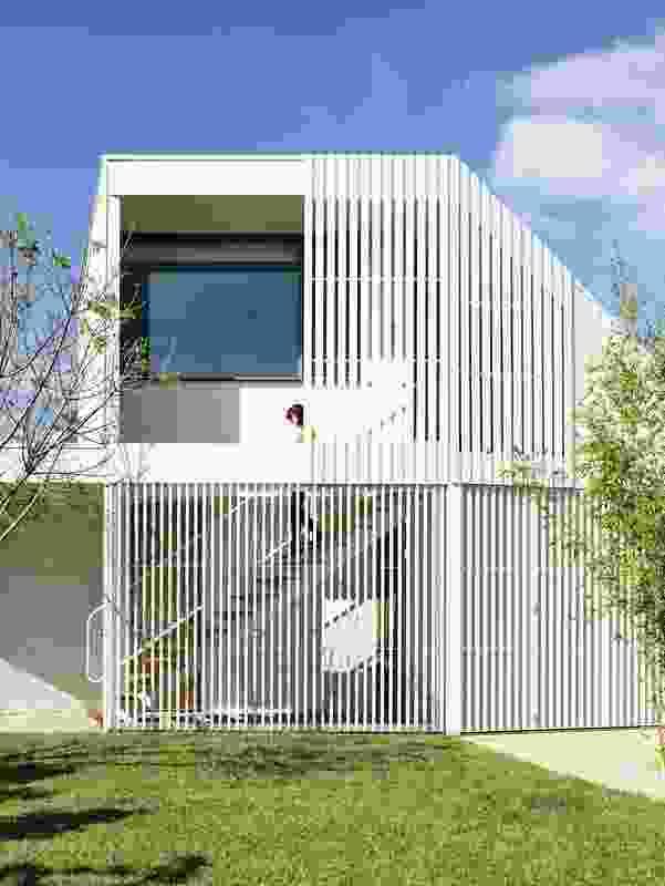 Backyard Studio (Vic) by Figureground Architecture.