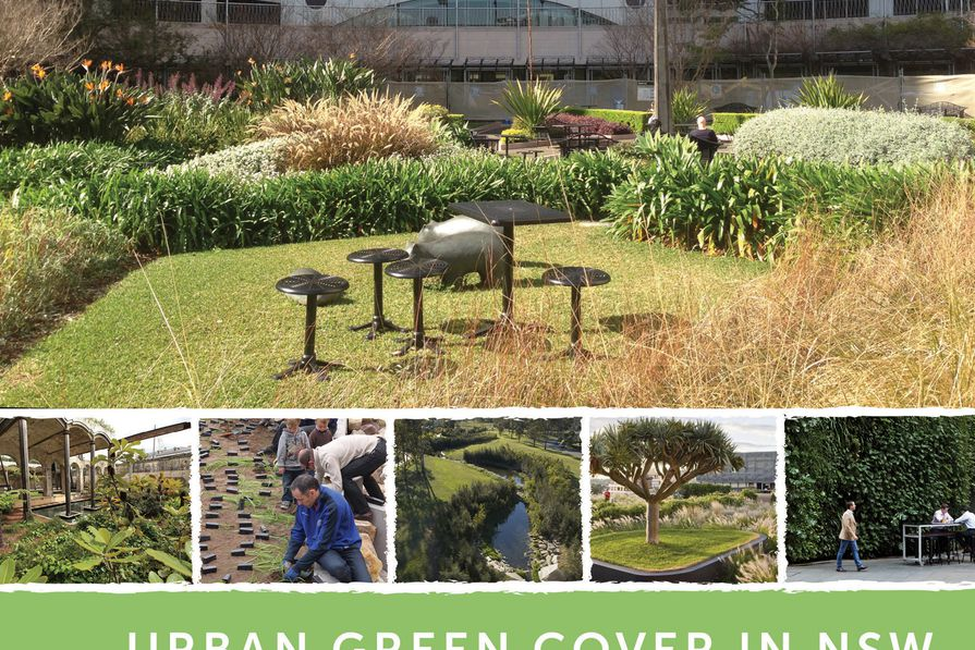 Urban Green Cover in NSW Technical Guidelines by NSW Government Architects Office.