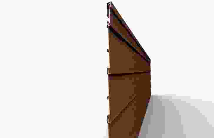 The DecoClad Weatherboard profile.