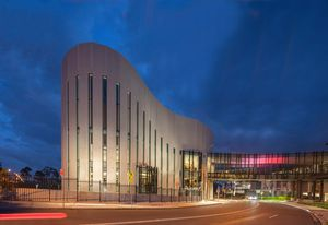 Sydney Coliseum Theatre by Cox Architecture.