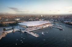 Final design for new Sydney Fish Market unveiled