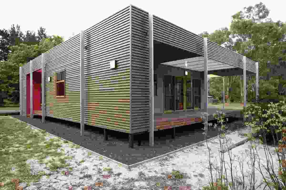 New House over 200m² – Norfolk Farm by CODA.