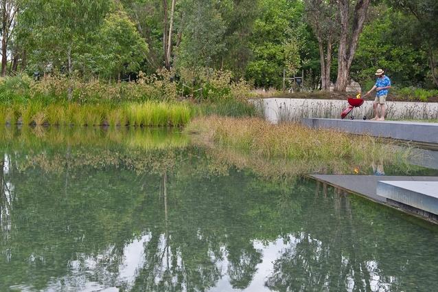Australian Garden by McGregor Coxall.