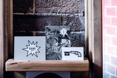 Bang Street Food identity by Sonnet.