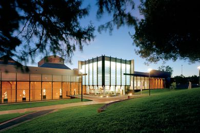 Bendigo Art Gallery in central Victoria by Fender Katsalidis Architects has gained popularity in recent years, attracting visitors to the regional city.