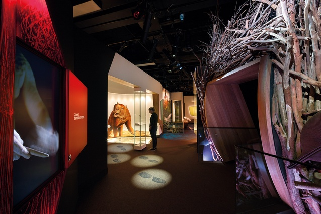 First People by Museums Victoria Design Studio.