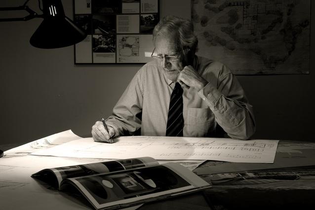 Neil Everist OAM, 1929-2016.