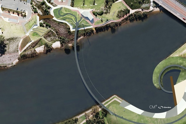 Conybeare Morrison (CM+) have been appointed as architects for the Heirisson Island shared path bridge.
