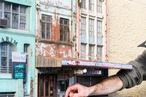 'Through the eyes of a street artist': the work of miniaturist Joshua Smith