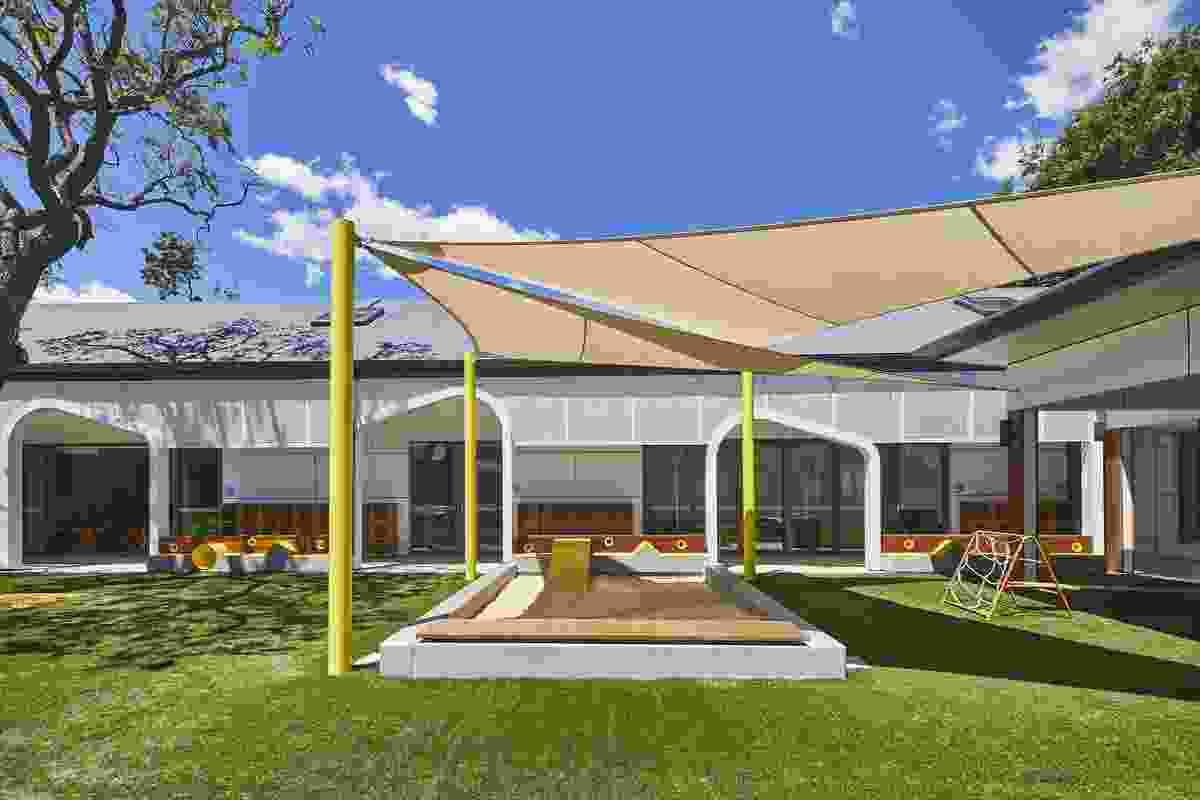 Meriden School - Lingwood Campus by Allen Jack and Cottier.