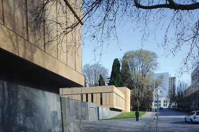 The 2010 Award, Supreme Court Complex in Hobart, Department of Public Works/Peter Partridge.