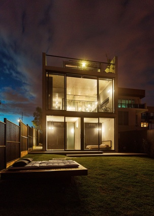 The Concrete House by FGR Architects.