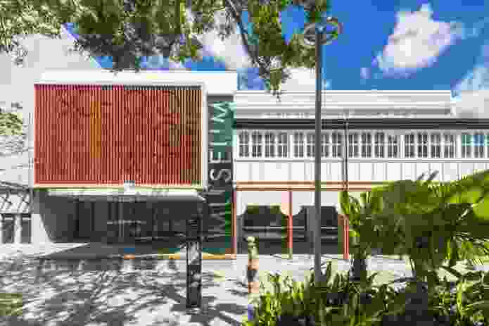 Cairns Museum - The School of Arts Building by Total Project Group Architects.