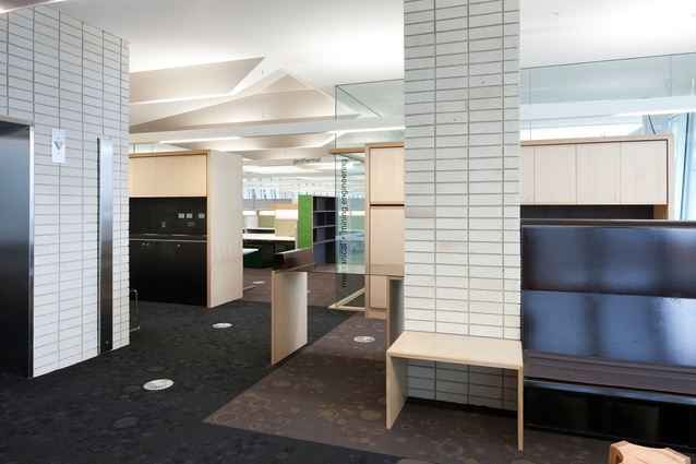 Mansergh Shaw Level 5, The University of Queensland by m3architecture.