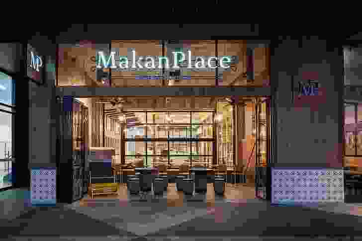 Makan Place by PNEU Architects.