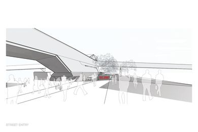 Jilin Institute of Architecture and Civil Engineering Masterplan – Design Museum by Michael Ford.