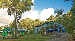 Four years after Fisher and Scally's work at Yarrabah, homes have been personalized further. Photographs David Campbell.