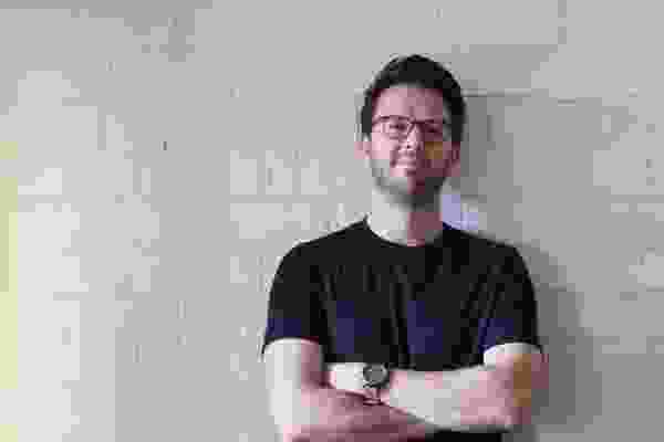 South Australian graduate Matthew Alfred.