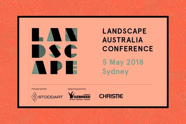 Landscape Australia Conference 2018
