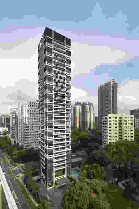 HANA by Kerry Hill Architects.