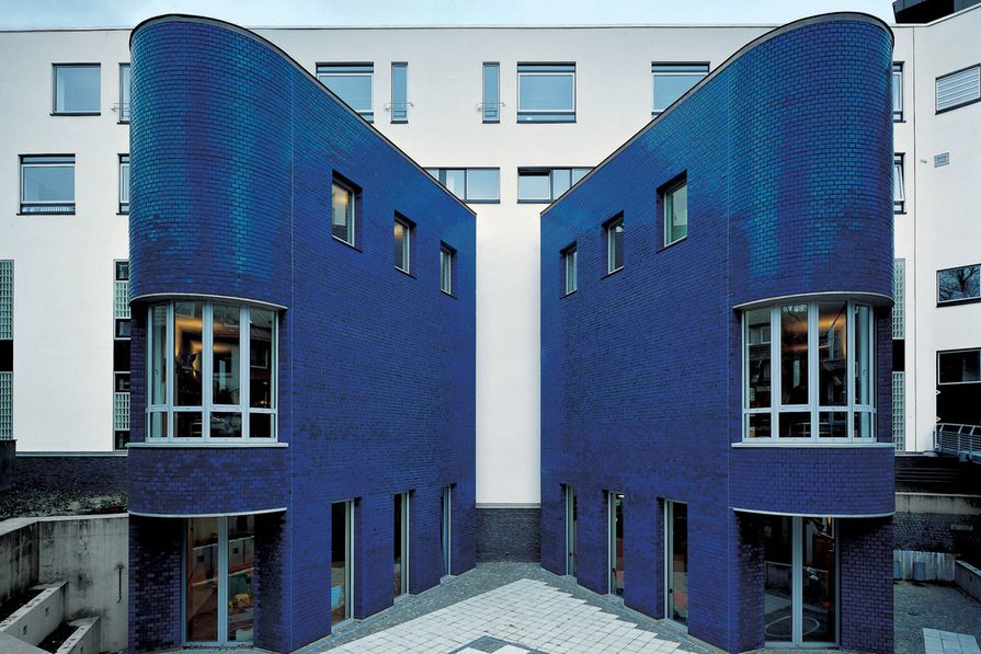 New City Library, Münster, Germany, 1993.
