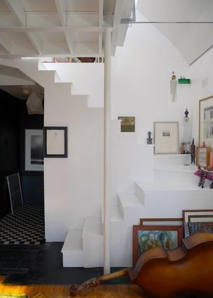 Tamarama Apartment by Durbach Block.