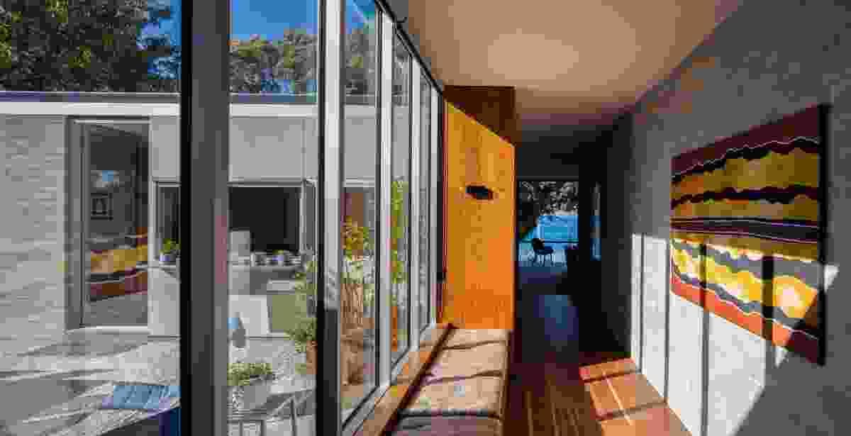 Elms House by Stuart Tanner Architects.