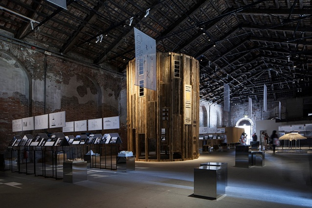 7. Best of the pint-sized buildings -- Redefining the Rural by Rural Urban Frameworks (exhibited as part of China pavilion, Building a Future Countryside).