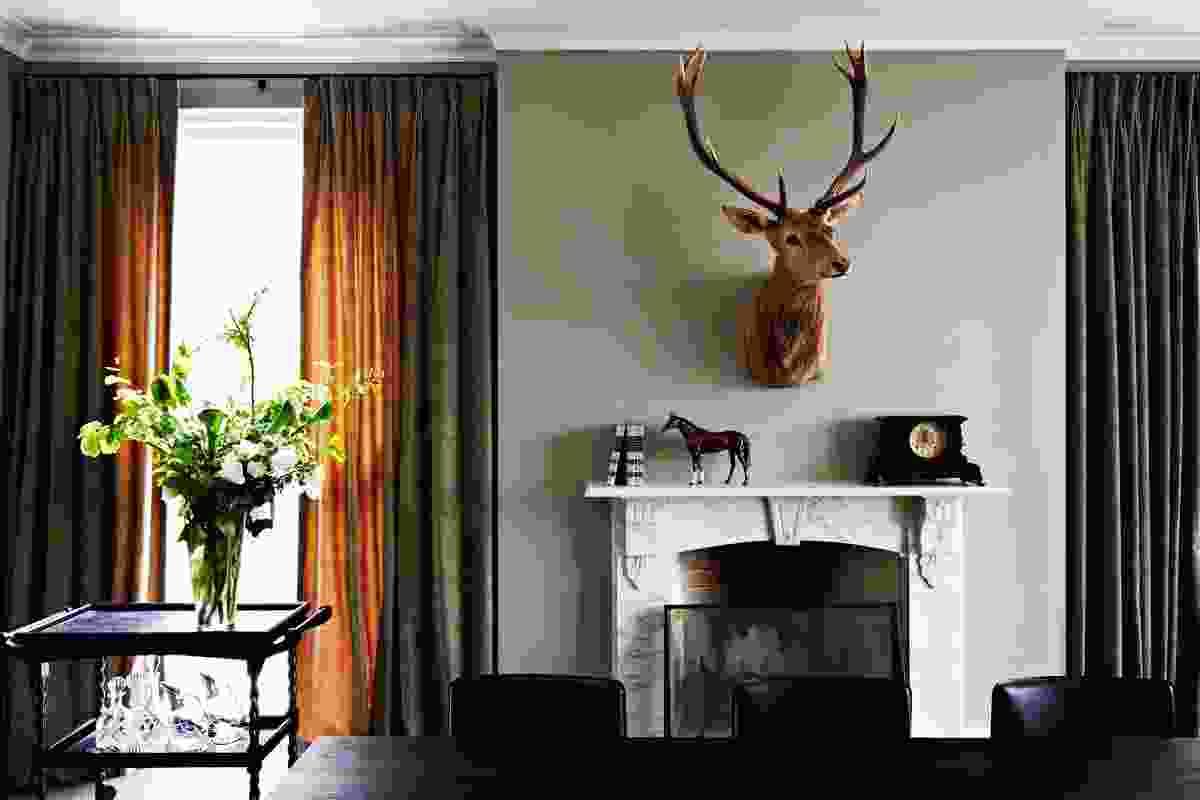 Toorak Residence by Hecker Guthrie.