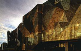Federation Square by Lab Architecture Studio with