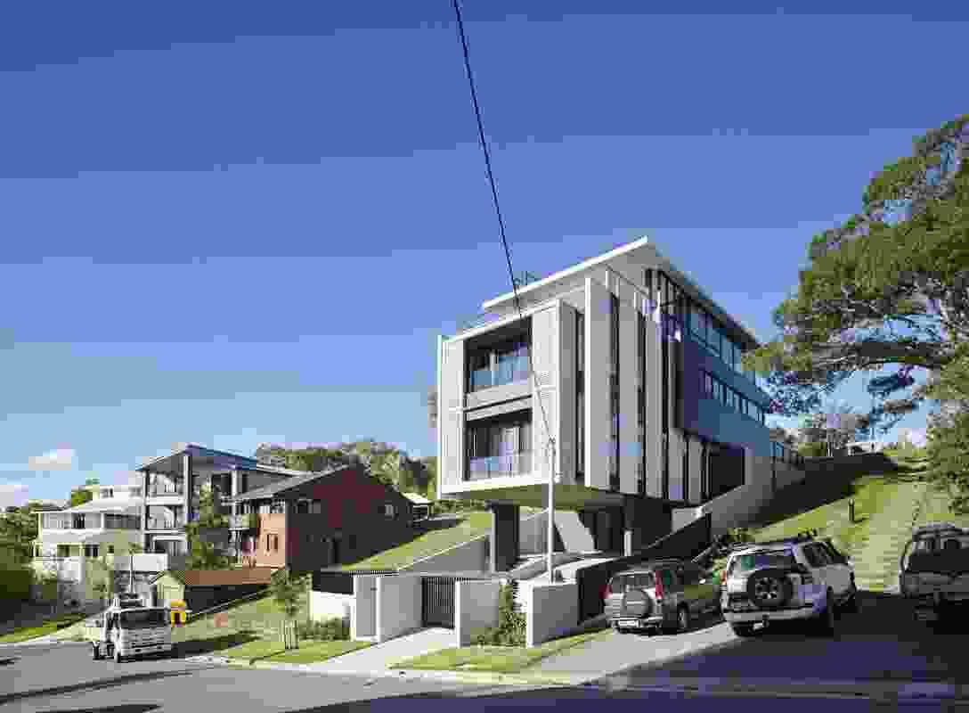 Miami Hill House by BDA Architecture.