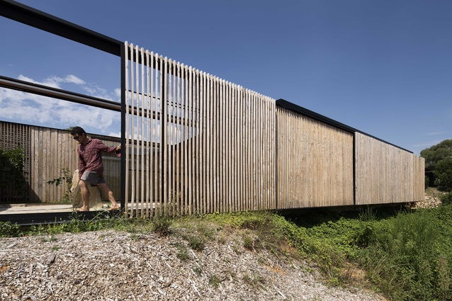 Sawmill House by Archier Studio.