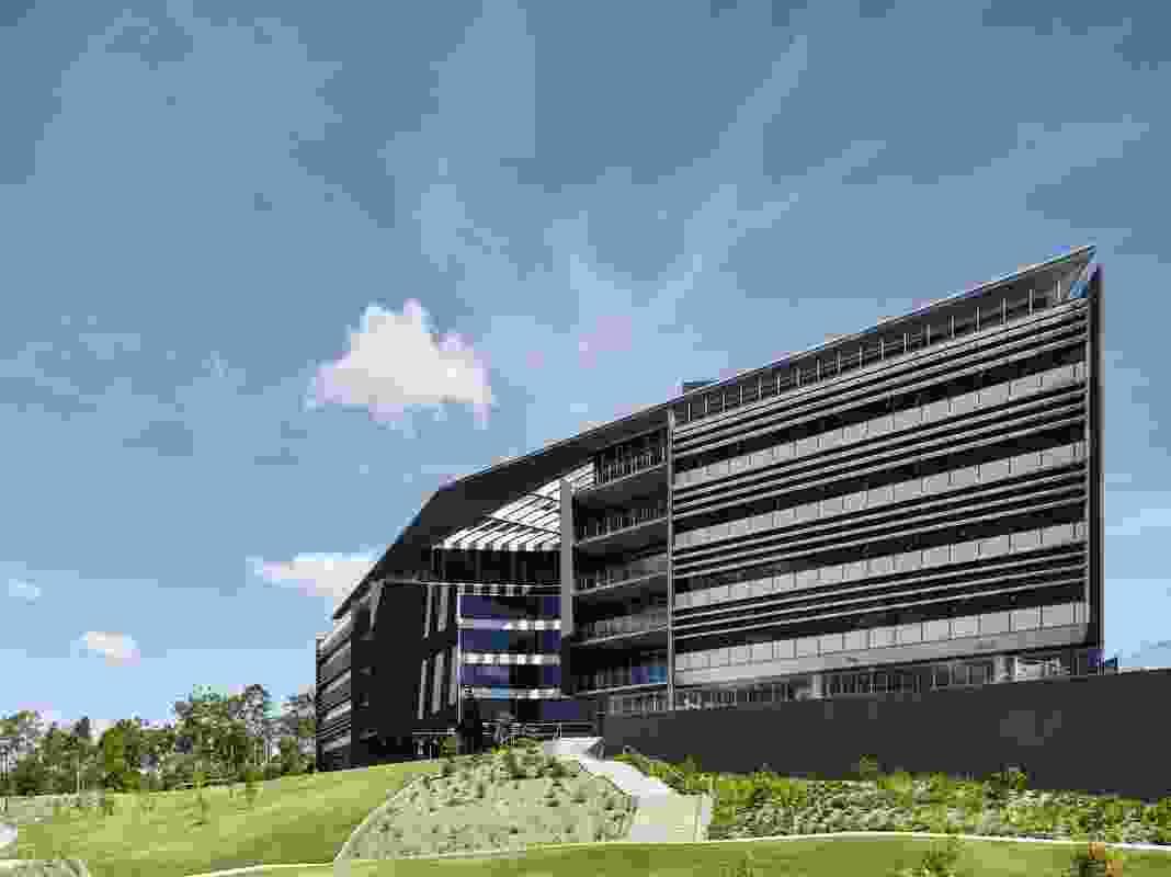 General Electric Headquarters, Springfield by Conrad Gargett.