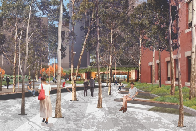 2014 landscape student prize architectureau for Landscape architects in adelaide