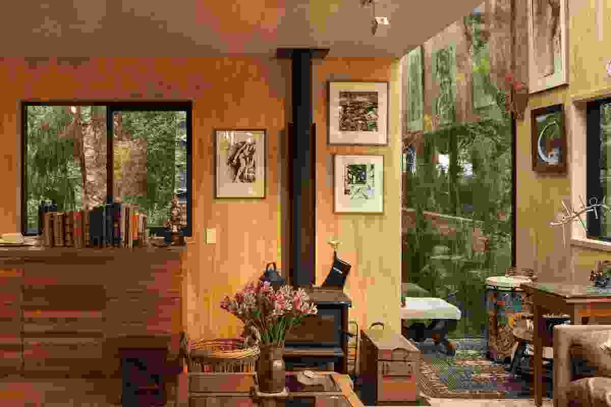 Housing winner: Red House by Cross Clarke Carnachan Architects.