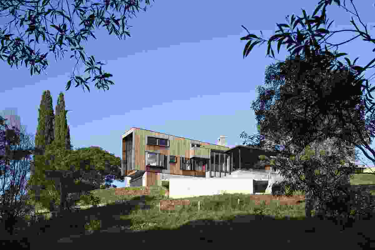 Davenport / Wilson House by Shane Thompson Architects.