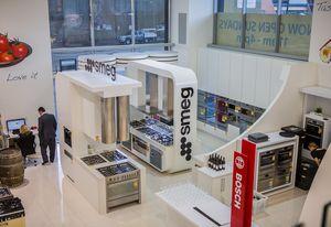 Kitchen Headquarters (KHQ) retail showroom in Osborne Park, Perth.