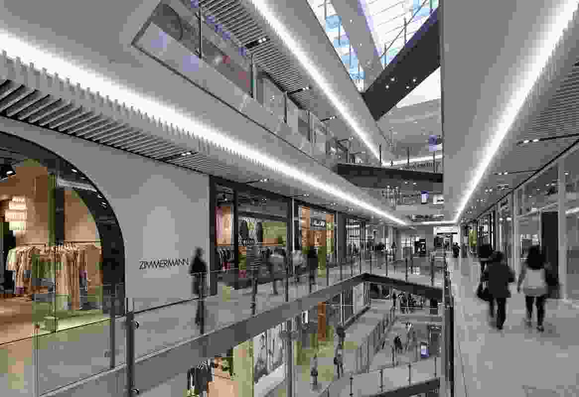 Emporium Melbourne by The Buchan Group with Wonderwall.