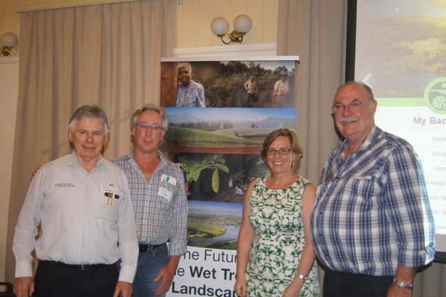 Wet Tropics Plan for People and Country – Terrain Natural Resource Management.