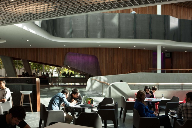 Civic winner - The Sir Paul Reeves Building, AUT University, Jasmax.