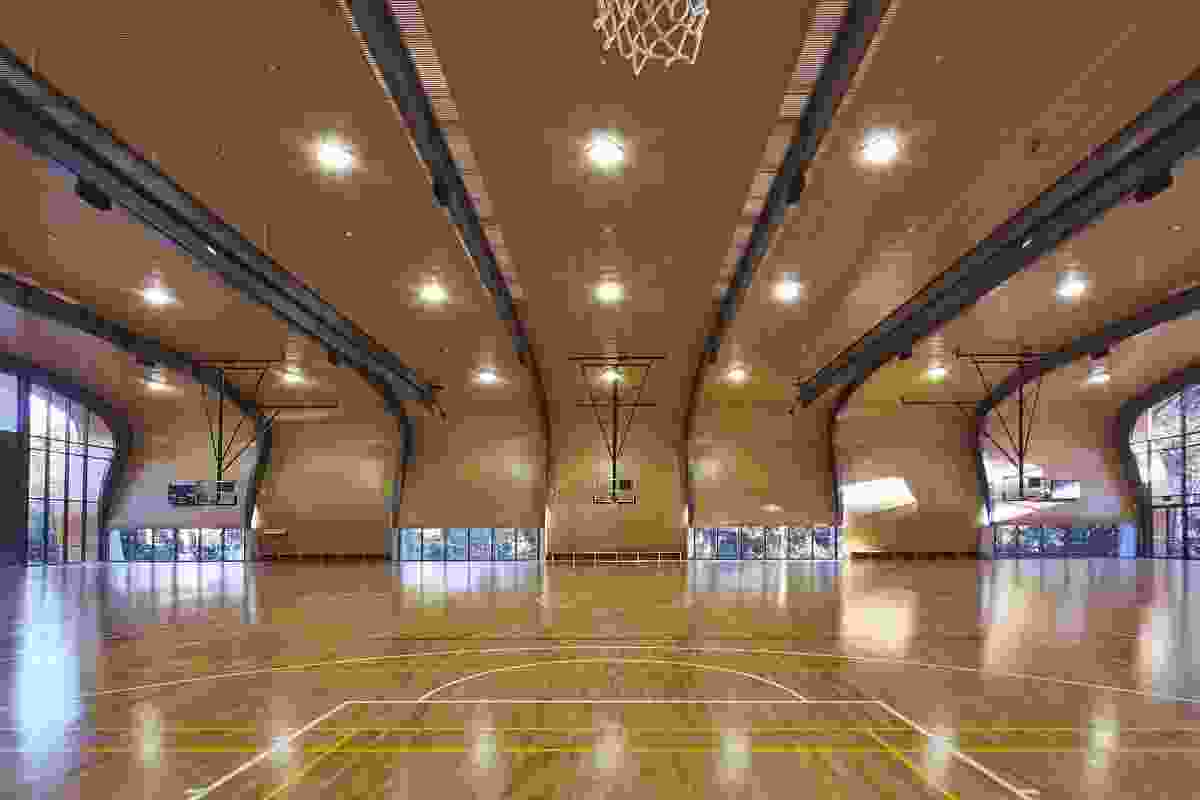 Abbotsleigh Multi-Purpose Sports Hall – Allen Jack + Cottier