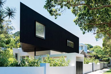 Black triangle: Platform House