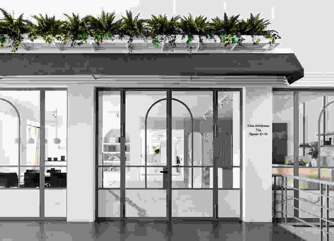Casa Artedomus by The Stella Collective and Thomas Coward Studio.