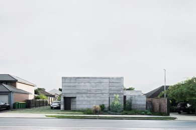 Cloister House by MORQ.