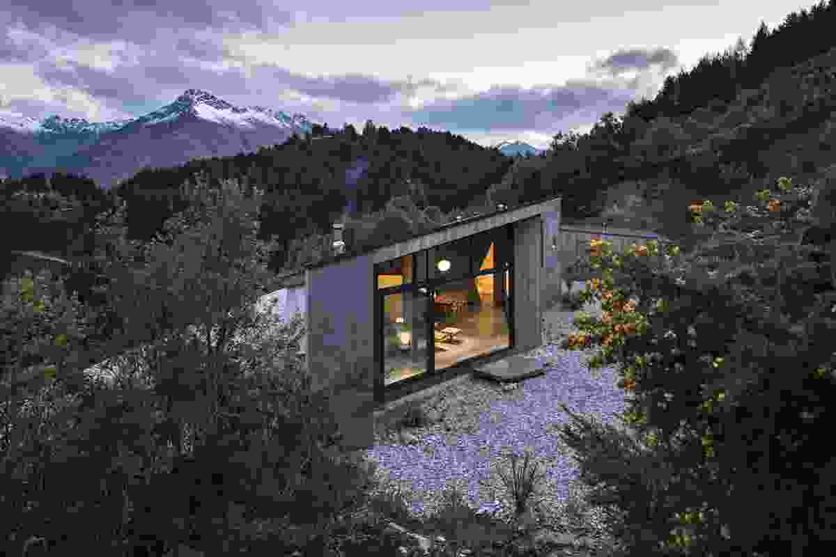 Finalist: Small Project Architecture – Bivvy House by Vaughn McQuarrie.