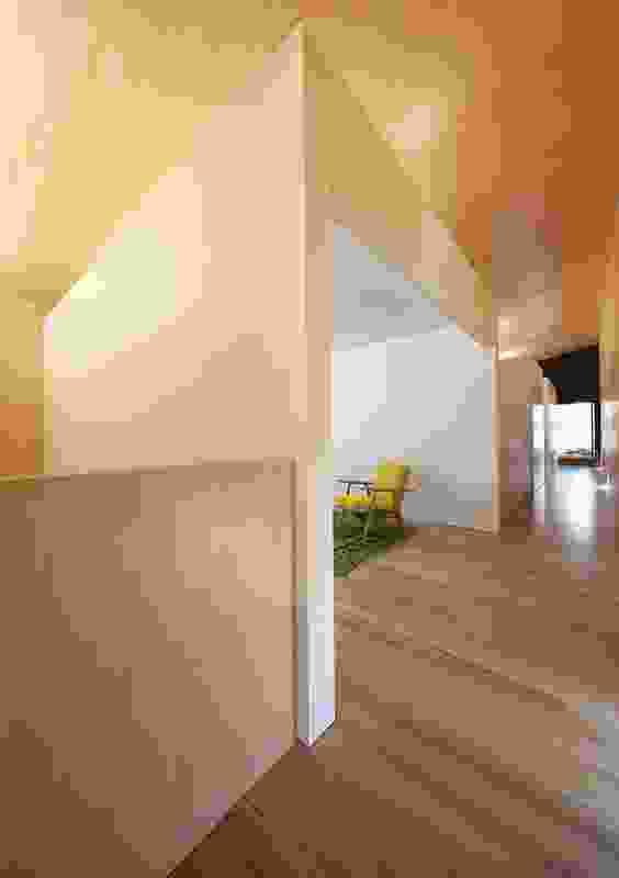 New House under 200m² – House Shmukler by Tribe Studio.