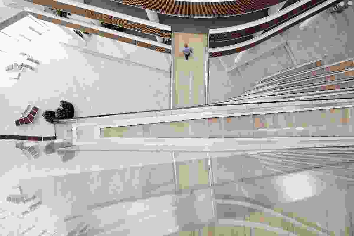 Aller Media, Copenhagen by PLH Architecture.