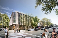 Smart Design Studio designs mixed-use complex for Bondi Beach Post Office redevelopment